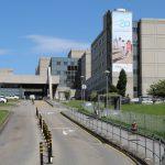 Hospital Pedro Hispano, entrada