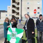 Inauguração do acesso da A28 ao Serviço de Urgência do Hospital Pedro Hispano